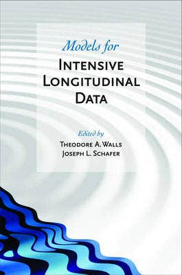 Models for Intensive Longitudinal Data