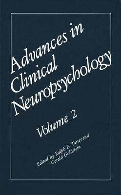 Advances in Clinical Neuropsychology