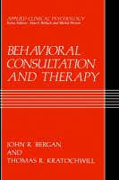 Behavioral Consultation and Therapy