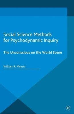 Social Science Methods for Psychodynamic Inquiry