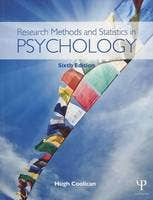 Research Methods and Statistics in Psychology, Sixth Edition