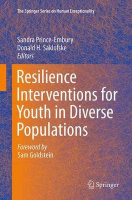 Resilience Interventions for Youth in Diverse Populations