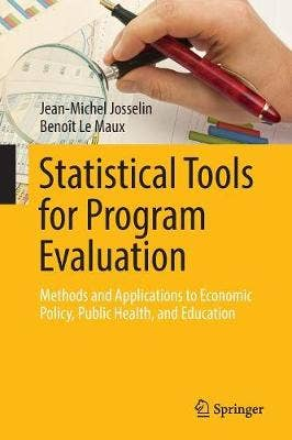 Statistical Tools for Program Evaluation